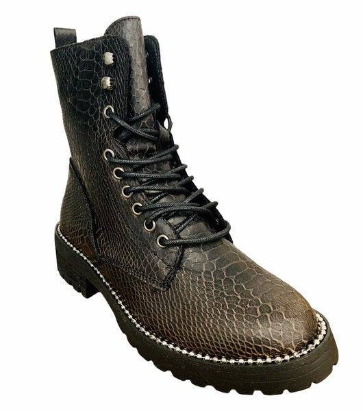 BOUJEE BABE COMBAT BOOT