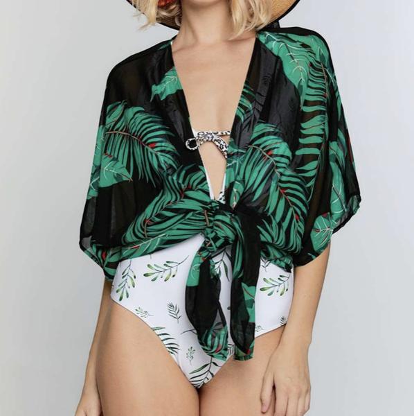 Tropics Kimono