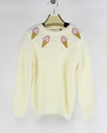 Kids' Ice cream Sweater