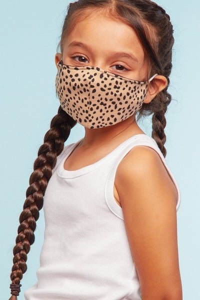 Kids Want To Have Fun Face Mask