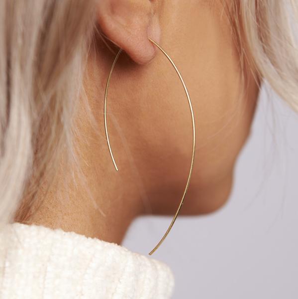 Hooked In Earring