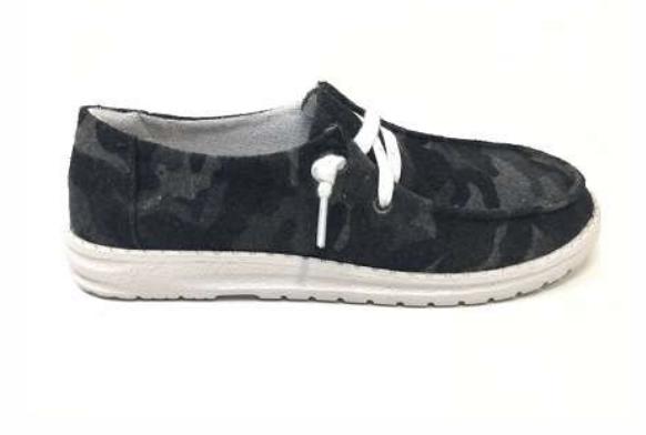 Heather Sneakers