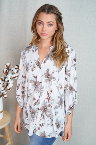 Fabulous Floral Fabby