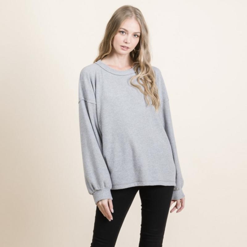 Better Than Basic Sweater