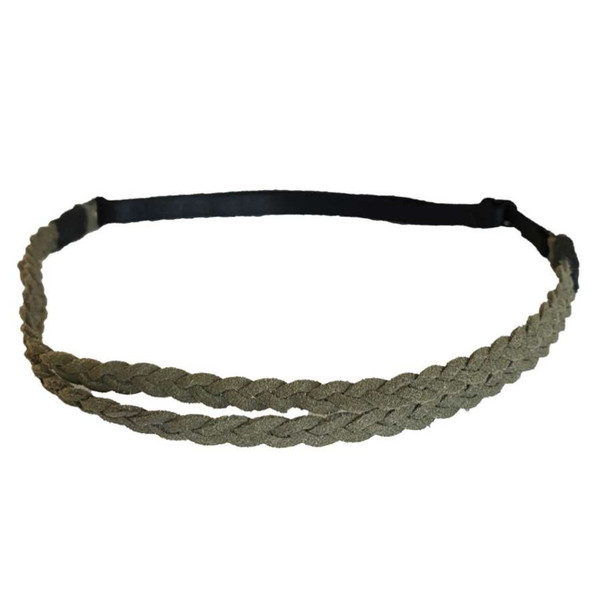 Goddess Braided Adjustable Headband