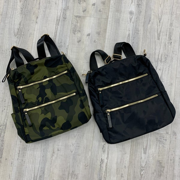 BC Nylon Backpack