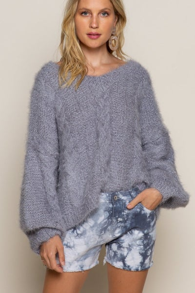 Twisted with Cuteness Sweater