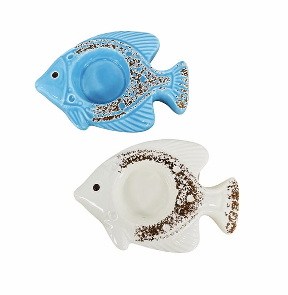 Tropical Fish Tealight Holder