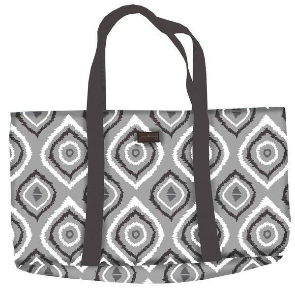 Grey Minds Beach Bag