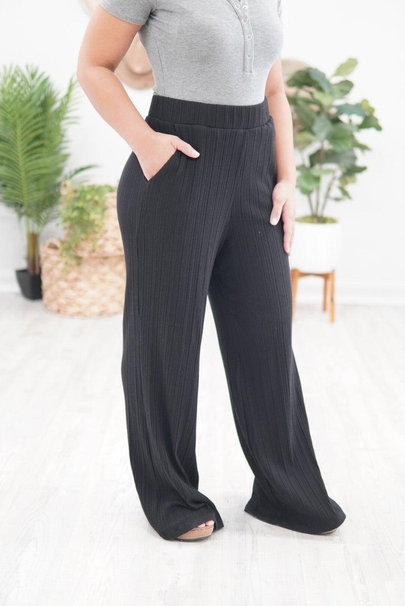Rib Knit Lounge Pants
