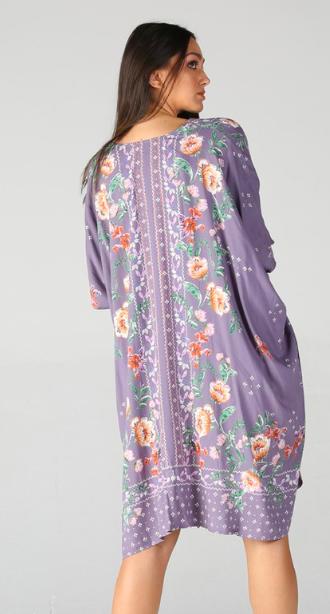 Floral Garden Kimono