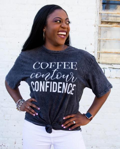 Coffee Confidence Top *Final Sale*