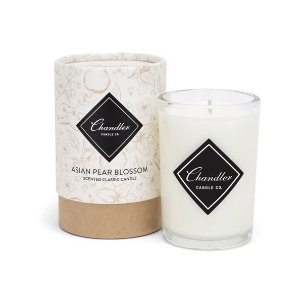 Chandler Candle Co Asian Pear Blossom Classic Candle