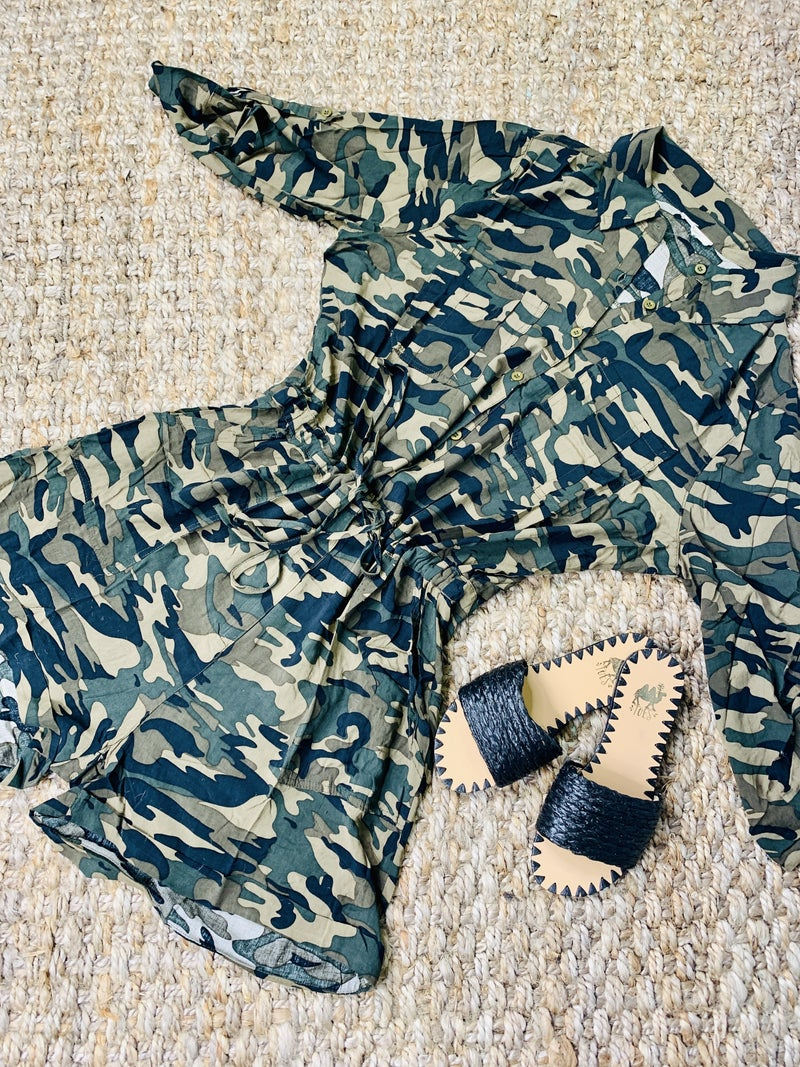 Gone Outdoors Romper