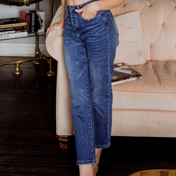 Hot Mom Jeans By Vervet