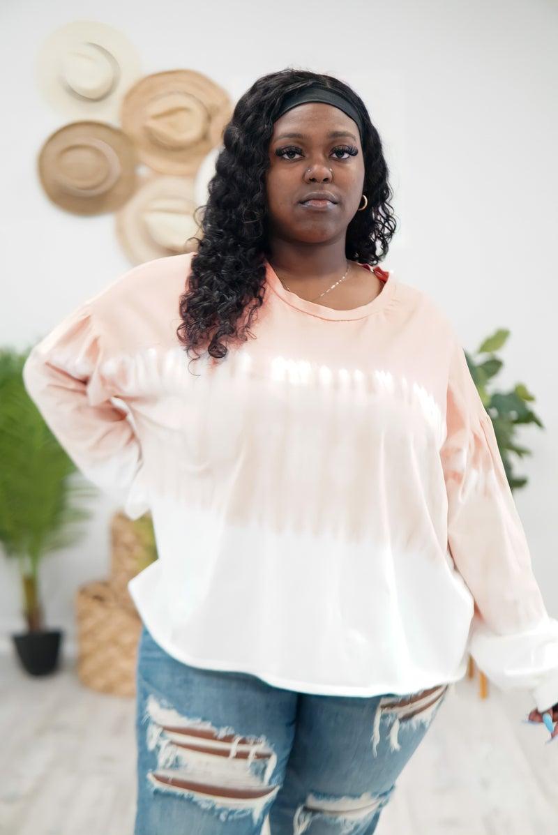 Creamsicle Sweatshirt