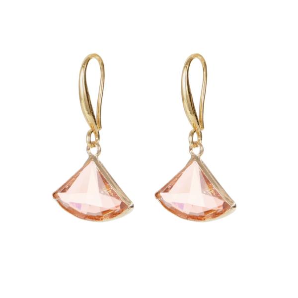 Chroma Earrings - Pink