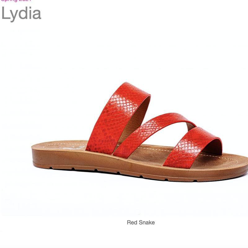 Lydia Sandal