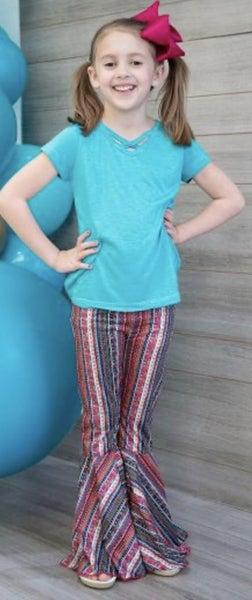 The Little Hippy Girl Pants
