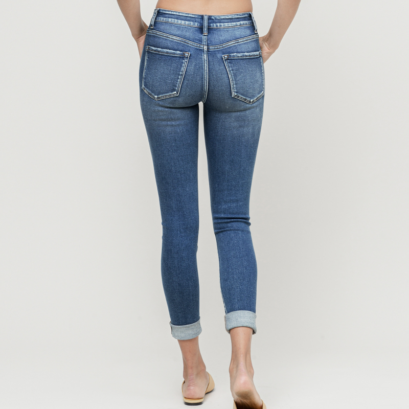 Vervet - Thicker Than Water Skinny Jeans
