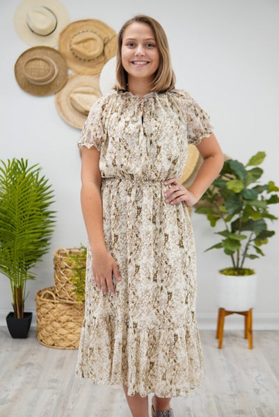 Wild & Fabulous Dress