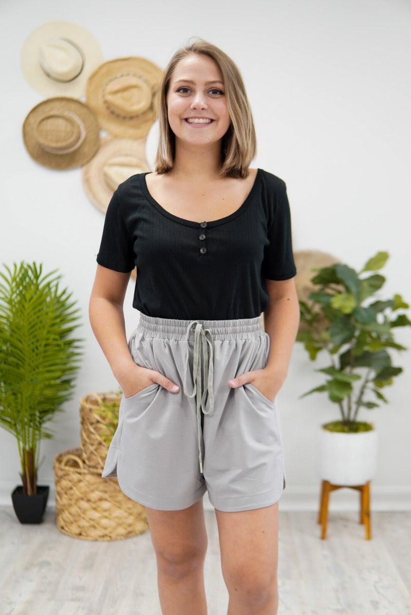 Keep It Comfy Shorts