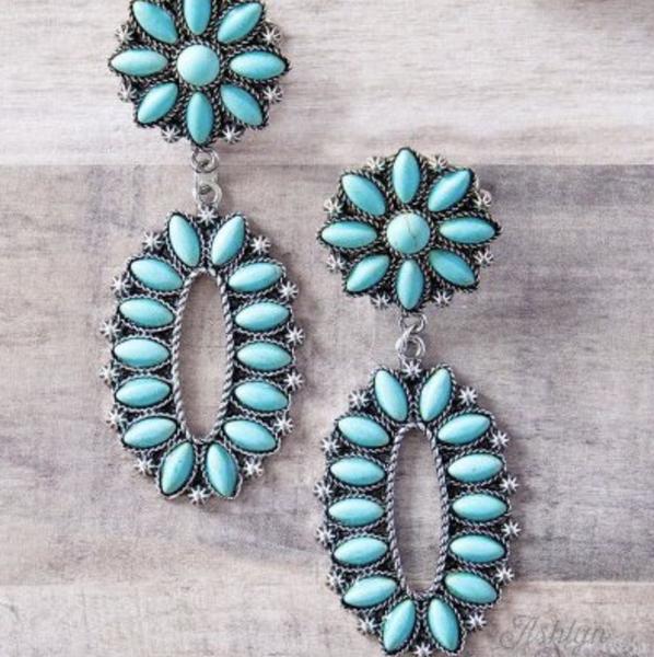 Country Girl Bloom Earrings