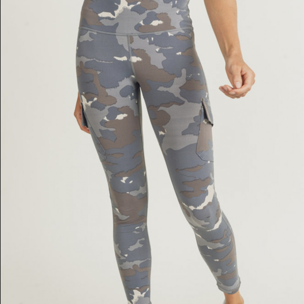 Cargo Hybrid Leggings