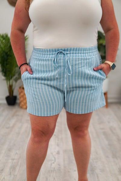 Striped & Ready Shorts