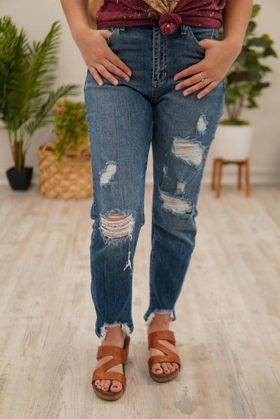 90's Skinny Jean