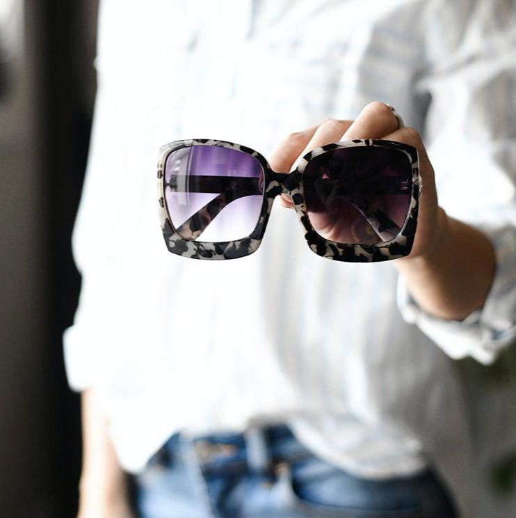 Megan Oversized Sunglasses