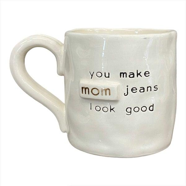 Mom Jean Mug