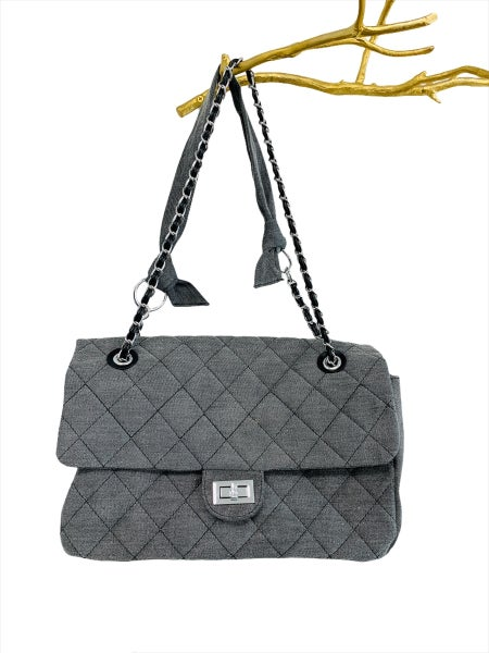 Denim Dame Bag