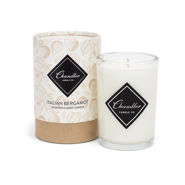 Chandler Candle Co Italian Bergamot Classic Candle