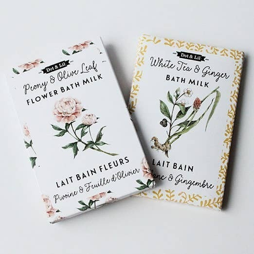 Dot & Lil Milk Bath Sachet
