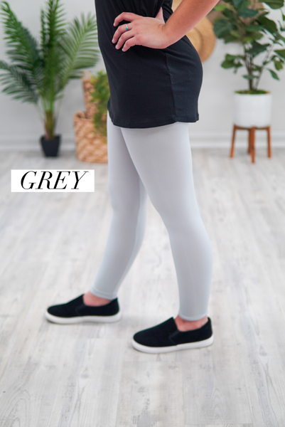 Ready For Anything Seamless Leggings- Multiple Colors