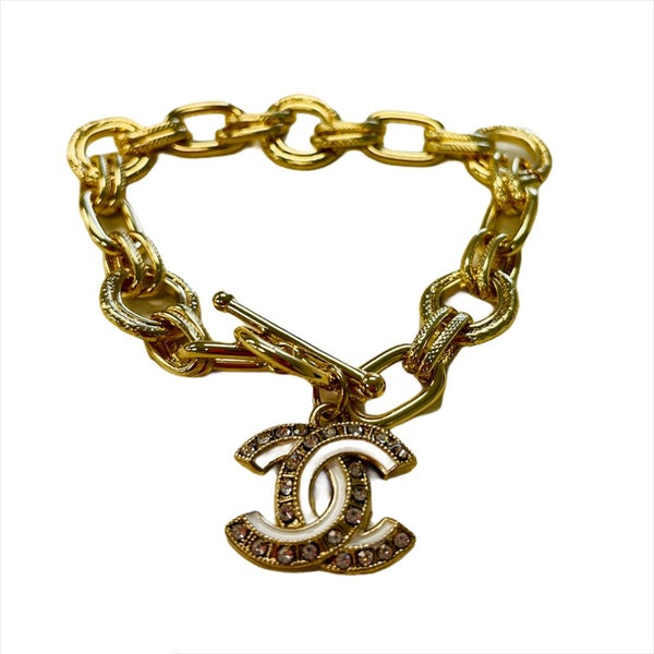 CC Toggle Bracelet