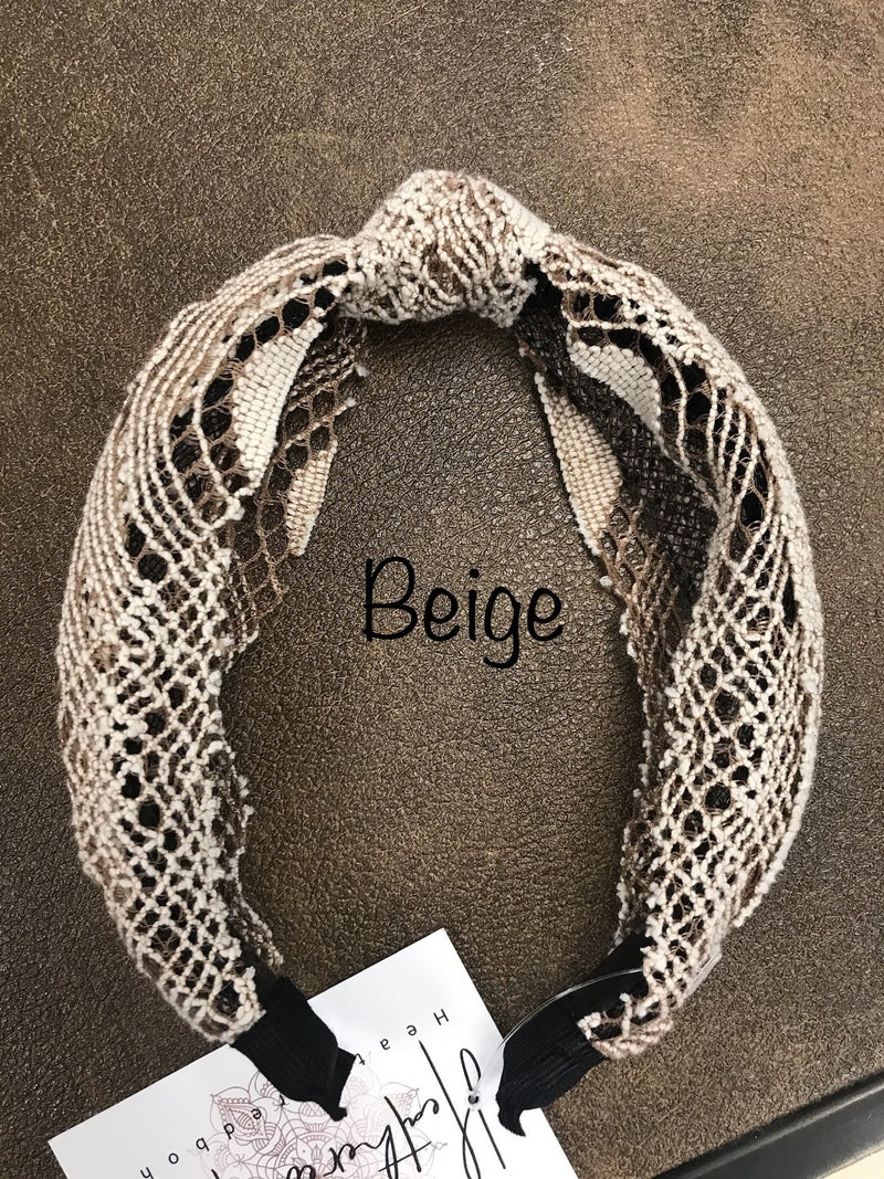 Hobo Boho Headband