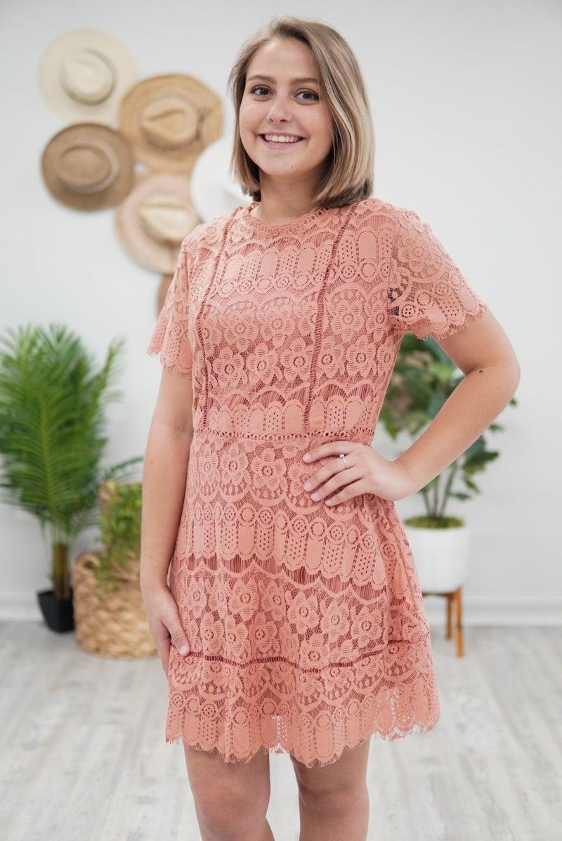 Looking Intricate Dress