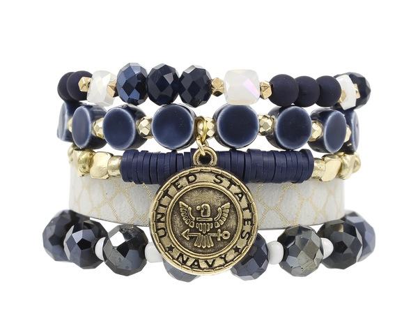 Navy Stack by Erimish