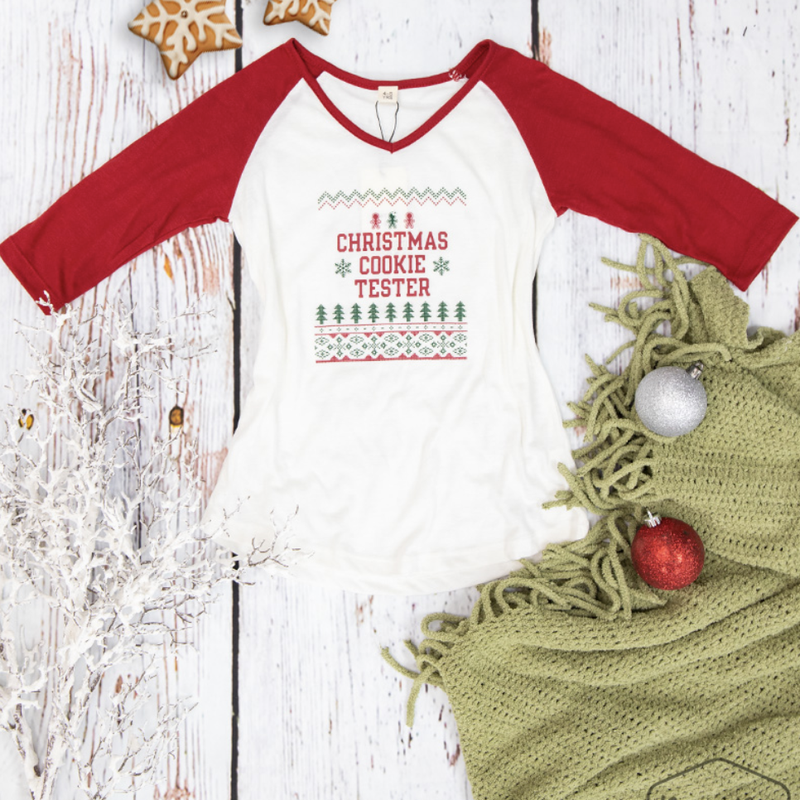 Cookie Tester Kids' Top