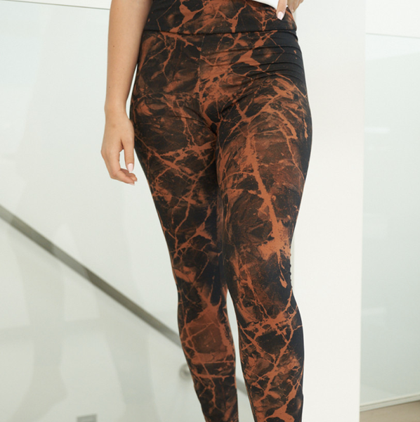 Marble Madness Leggings