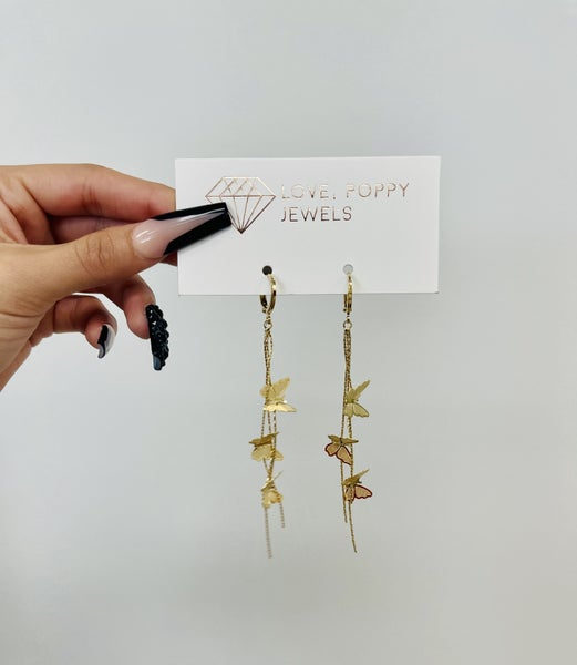 Spread Your Wings Earrings