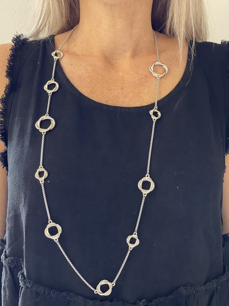 Double Trouble Necklace
