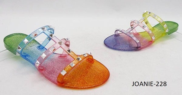 Walk About Jelly Sandals