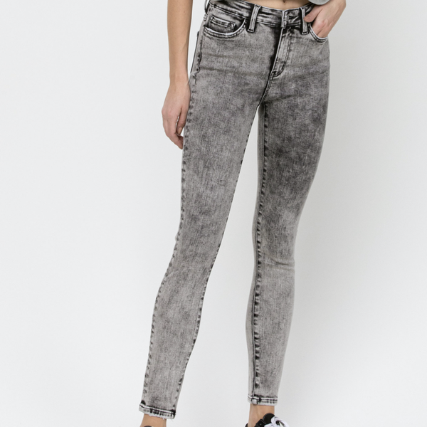 80's Rock Band Jeans By Vervet
