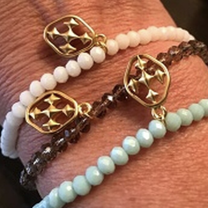 FaithWorks Collection Beaded Bracelet