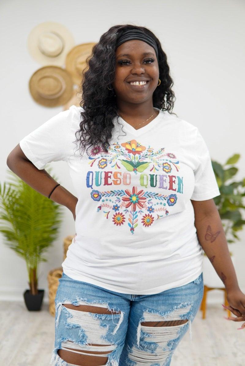Queso Queen Top
