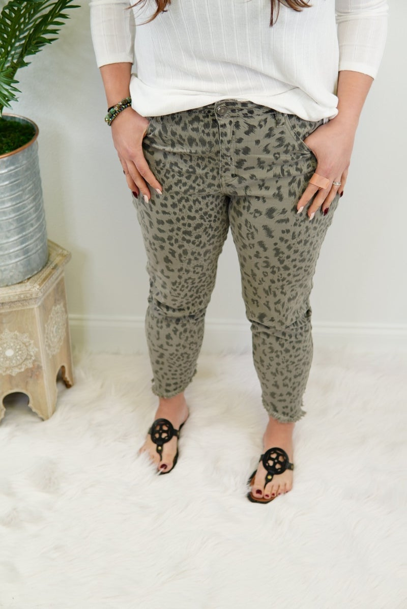 Sassy Pants Catimal Jeans *Final Sale*