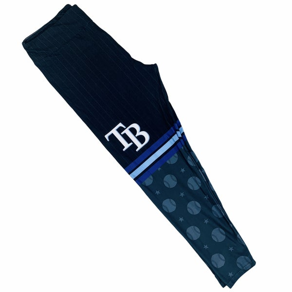 Tampa Bay Rays Baseball Leggings
